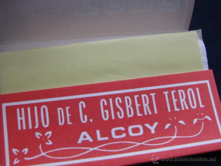 Papel de fumar: Papel de Fumar Toro fabricado en Alcoy para su exportación a Portugal - Foto 3 - 49426858