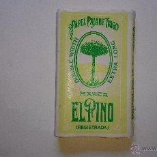 Papel de fumar: PAPEL DE FUMAR / LIAR EL PINO. Lote 50038493