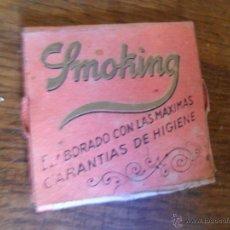 Papel de fumar: PAPEL DE FUMAR DE ARROZ - SMOKING. Lote 50242262