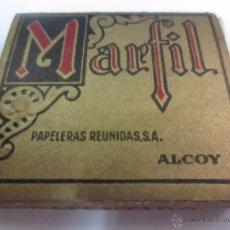 Papel de fumar: PAPEL DE FUMAR MARFIL EXTRA FINO. Lote 52881191