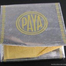 Papel de fumar: PAPEL DE FUMAR PAYA GRAN LUJO , ALCOY ESCASO.. Lote 57072259