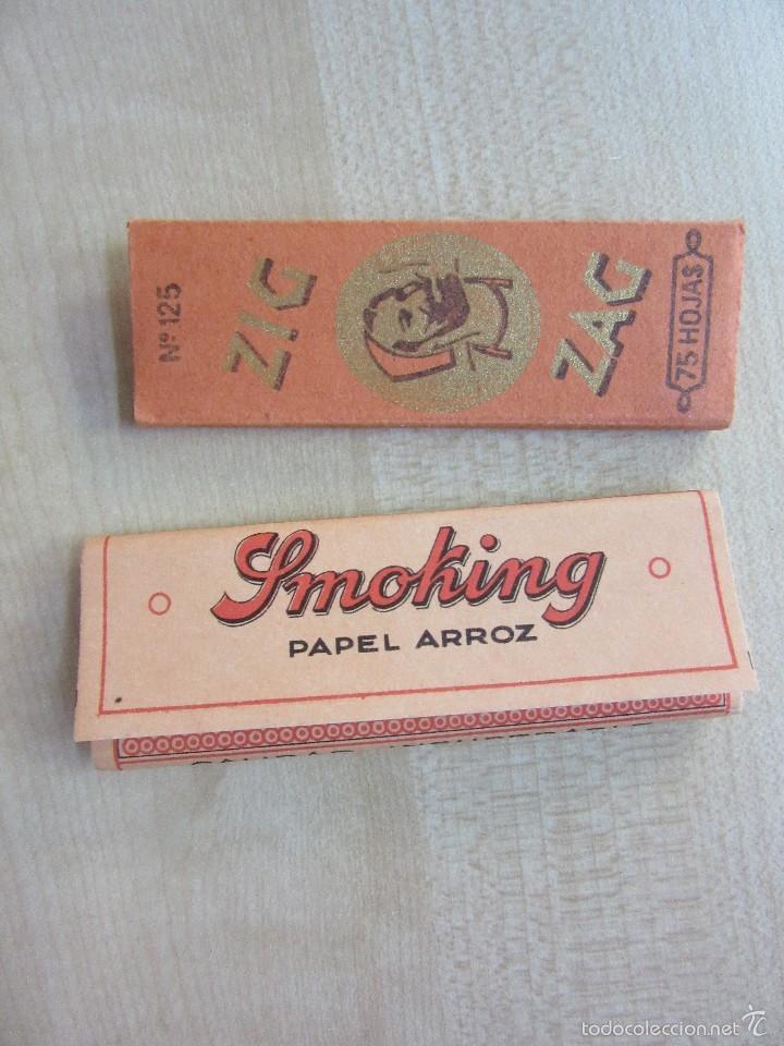 de fumar antiguo
