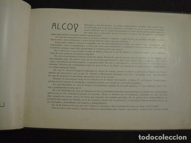 Papel de fumar: ALCOY - ARTISTICO E INDUSTRIAL -ALBUM FOTOS 1916 -MUCHA PUBLICIDAD-PAPEL FUMAR.- VER FOTOS -(V-6731) - Foto 5 - 63186484
