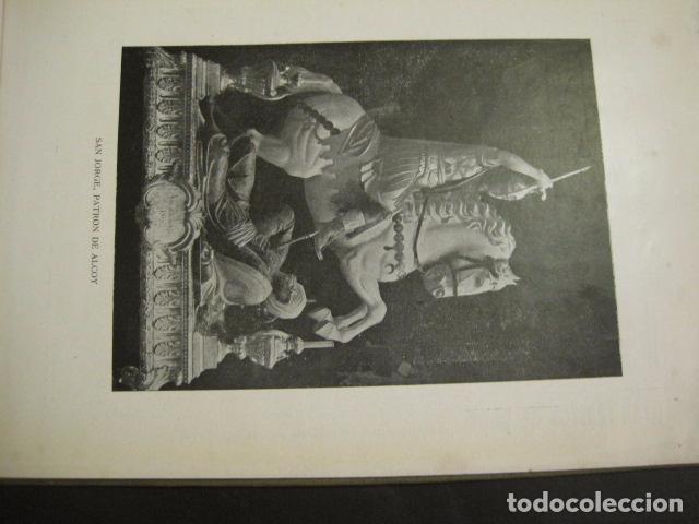 Papel de fumar: ALCOY - ARTISTICO E INDUSTRIAL -ALBUM FOTOS 1916 -MUCHA PUBLICIDAD-PAPEL FUMAR.- VER FOTOS -(V-6731) - Foto 8 - 63186484