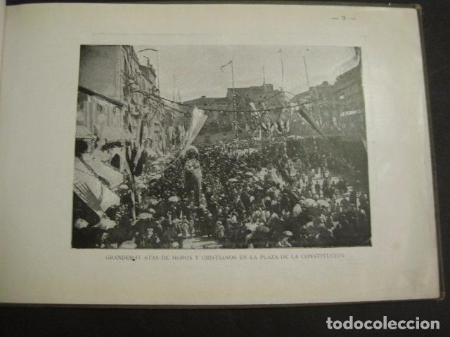Papel de fumar: ALCOY - ARTISTICO E INDUSTRIAL -ALBUM FOTOS 1916 -MUCHA PUBLICIDAD-PAPEL FUMAR.- VER FOTOS -(V-6731) - Foto 10 - 63186484