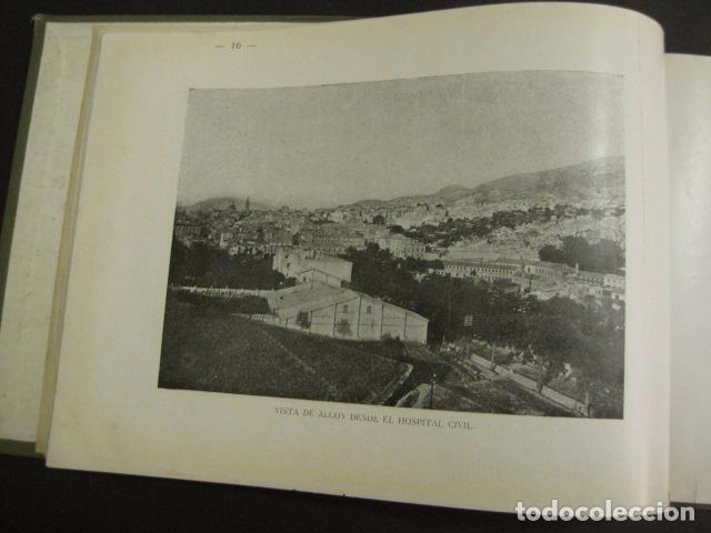 Papel de fumar: ALCOY - ARTISTICO E INDUSTRIAL -ALBUM FOTOS 1916 -MUCHA PUBLICIDAD-PAPEL FUMAR.- VER FOTOS -(V-6731) - Foto 17 - 63186484