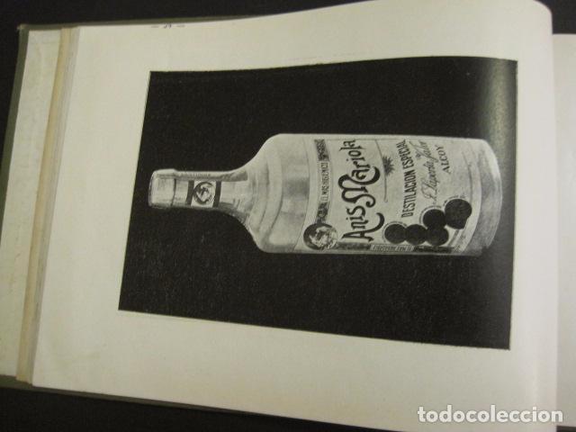 Papel de fumar: ALCOY - ARTISTICO E INDUSTRIAL -ALBUM FOTOS 1916 -MUCHA PUBLICIDAD-PAPEL FUMAR.- VER FOTOS -(V-6731) - Foto 25 - 63186484
