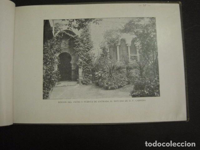Papel de fumar: ALCOY - ARTISTICO E INDUSTRIAL -ALBUM FOTOS 1916 -MUCHA PUBLICIDAD-PAPEL FUMAR.- VER FOTOS -(V-6731) - Foto 38 - 63186484