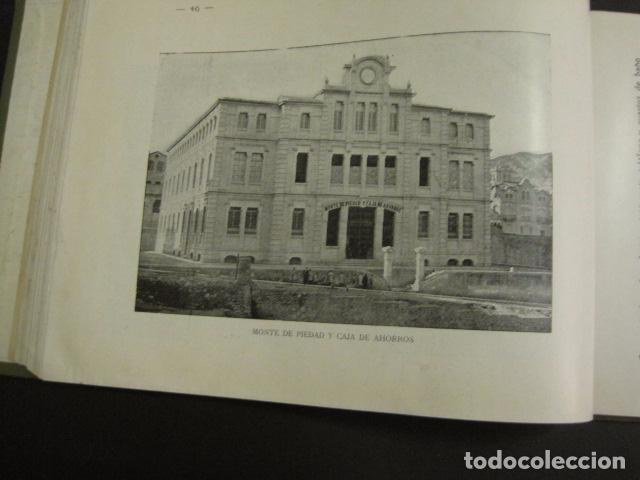 Papel de fumar: ALCOY - ARTISTICO E INDUSTRIAL -ALBUM FOTOS 1916 -MUCHA PUBLICIDAD-PAPEL FUMAR.- VER FOTOS -(V-6731) - Foto 47 - 63186484