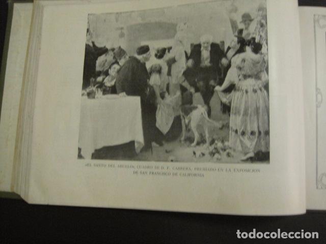 Papel de fumar: ALCOY - ARTISTICO E INDUSTRIAL -ALBUM FOTOS 1916 -MUCHA PUBLICIDAD-PAPEL FUMAR.- VER FOTOS -(V-6731) - Foto 49 - 63186484