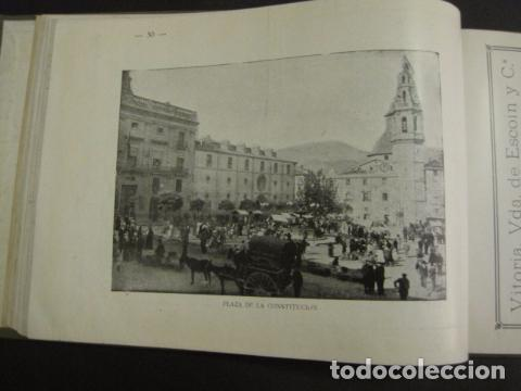 Papel de fumar: ALCOY - ARTISTICO E INDUSTRIAL -ALBUM FOTOS 1916 -MUCHA PUBLICIDAD-PAPEL FUMAR.- VER FOTOS -(V-6731) - Foto 51 - 63186484