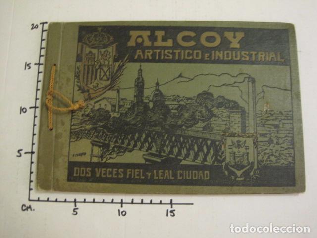 Papel de fumar: ALCOY - ARTISTICO E INDUSTRIAL -ALBUM FOTOS 1916 -MUCHA PUBLICIDAD-PAPEL FUMAR.- VER FOTOS -(V-6731) - Foto 57 - 63186484