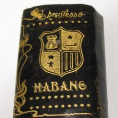 Papel de fumar: PAPEL DE FUMAR ESCUDO HABANO J LAPORTA ALCOY. Lote 102119427