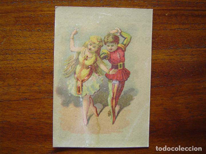 Papel de fumar: PAPEL DE ALQUITRAN NORUEGO de JOSE BARDOU e HIJOS - Bonita Cromolitografía con publicidad - Foto 2 - 66993538