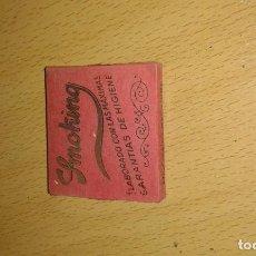 Papel de fumar: LIBRILLO PAPEL DE FUMAR SMOKING ENGOMADO, LLENO.. Lote 68618997
