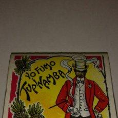 Papel de fumar: PAPEL DE FUMAR TUPINAMBA. Lote 69971026