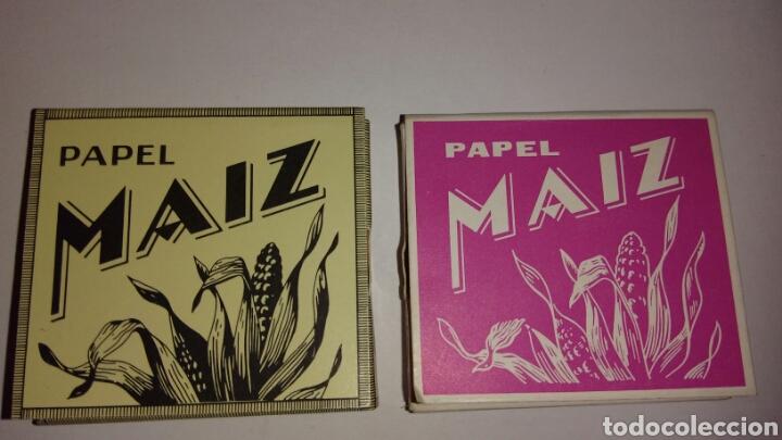 PAPEL DE FUMAR SMOKING MAIZ (Coleccionismo - Objetos para Fumar - Papel de fumar )