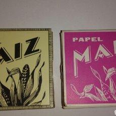 Papel de fumar: PAPEL DE FUMAR SMOKING MAIZ. Lote 71686757