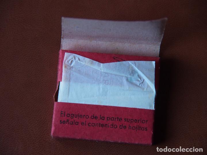 Papel de fumar: Cajetilla Papel de fumar Smoking, lleno - Foto 2 - 72327083