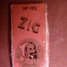 Papel de fumar: PAPEL DE LIAR CIGARRILLOS, ZIG - ZAG. Lote 72849959