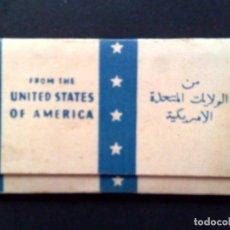 Papel de fumar: LIBRITO ANTIGUO-PAPEL DE FUMAR-UNITED STATES OF AMERICA. Lote 75358239