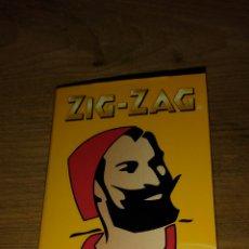 Papel de fumar: PAPEL DE FUMAR ZIG-ZAG. Lote 77101971