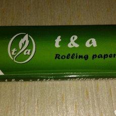 Papel para cigarros: PAPEL DE FUMAR T&A. Lote 115133684