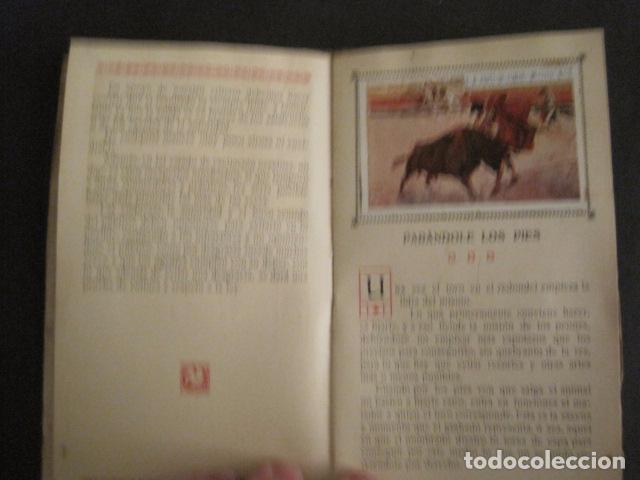 Papel de fumar: ALBUM PAPEL DE FUMAR MEFISTO - CORRIDA DE TOROS - COMPLETO -VER FOTOS - (V-9593) - Foto 6 - 79165941