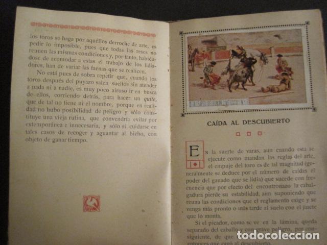 Papel de fumar: ALBUM PAPEL DE FUMAR MEFISTO - CORRIDA DE TOROS - COMPLETO -VER FOTOS - (V-9593) - Foto 10 - 79165941