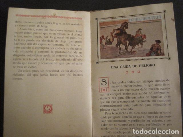 Papel de fumar: ALBUM PAPEL DE FUMAR MEFISTO - CORRIDA DE TOROS - COMPLETO -VER FOTOS - (V-9593) - Foto 12 - 79165941