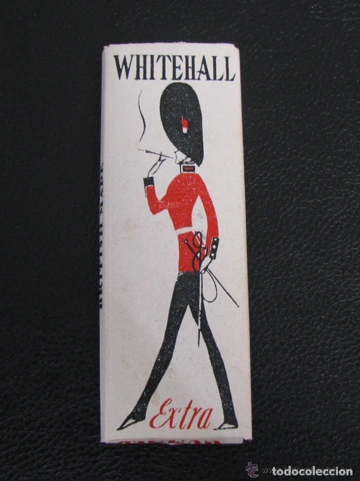 PAPEL DE FUMAR WHITEHALL EXTRA INGLATERRA (Coleccionismo - Objetos para Fumar - Papel de fumar )