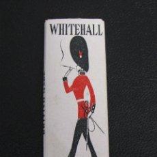 Papel de fumar: PAPEL DE FUMAR WHITEHALL EXTRA INGLATERRA. Lote 79185261