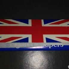 Papel de fumar: ANTIGUO PAPEL DE FUMAR FLAG. Lote 81239827