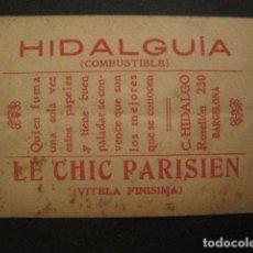 Papel de fumar: PAPEL FUMAR HIDALGUIA-LE CHIC PARISIEN-HIDALGO- CROMO REDOMA ENCANTADA 15-VER FOTOS - (V- 10.182). Lote 81559780