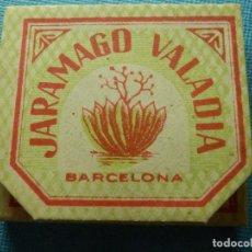 Papel de fumar: LIBRILLO DE PAPEL DE FUMAR - PAPELILLOS LIAR TABACO - JARAMAGO VALADIA - BARCELONA - COLECCIÓN. Lote 84376136