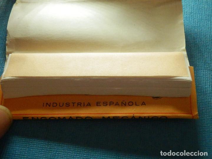 Papel de fumar: LIBRILLO DE PAPEL DE FUMAR - PAPELILLOS LIAR TABACO - SMOKING - PAPEL DE ARROZ - COLECCIÓN - Foto 4 - 84420804
