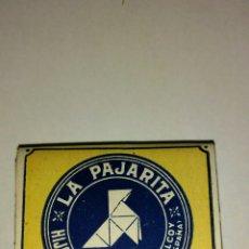 Papel de fumar: ANTIGUO PAPEL DE FUMAR LA PAJARITA. Lote 117471371