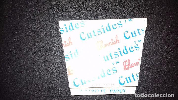 PAPEL DE FUMAR CHERNIAK CUTSIDES. PERFECTO ESTADO. FABRICADO EN ALCOY (Coleccionismo - Objetos para Fumar - Papel de fumar )