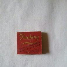Papel de fumar: LIBRILLO PAPEL DE FUMAR SMOKING. PAPEL DE ARROZ.. Lote 90543049