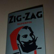 Papel de fumar: PAPEL DE FUMAR ZIG-ZAG. Lote 90576353