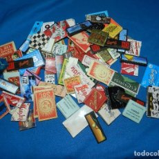 Papel de fumar: (M) LOTE DE 95 PAPELES DE FUMAR - PAPEL DE FUMAR , VER FOTOGRAFIAS ADICIONALES. Lote 97938331