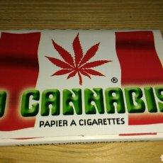 Papel de fumar: PAPEL DE FUMAR CANNABIS. Lote 99525587