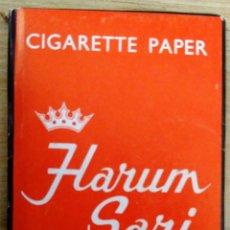Papel de fumar: ANTIGUO PAPEL DE FUMAR HARUM SARI INDONESIA. Lote 101202746