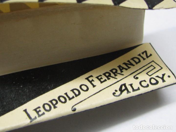 Papel de fumar: LIBRITO DE PAPEL DE FUMAR - PAPIER UNIVERSEL - LEOPOLDO FERRANDIZ - ALCOY - Foto 3 - 201941713