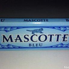 Papel de fumar: PAPEL DE FUMAR MASCOTTE BLEU. Lote 104887871