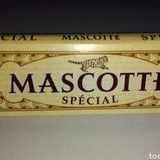 Papel de fumar: PAPEL DE FUMAR MASCOTTE ESPECIAL. Lote 104888018