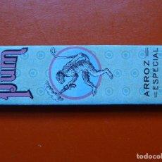 Papel de fumar: ANTIGUO PAPEL DE FUMAR PUM. Lote 105294487