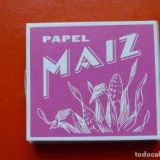 Papel de fumar: PAPEL DE FUMAR SMOKING MAIZ. Lote 105607035