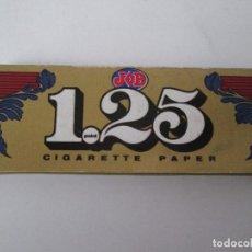 Papel de fumar: LIBRILLO PAPEL DE FUMAR 1.25 - FRANCIA JB. Lote 107343915