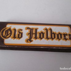 Papel de fumar: LIBRILLO PAPEL DE FUMAR OLD HOLBORN - RICHARD LLOYD & SON LONDON. Lote 107347079